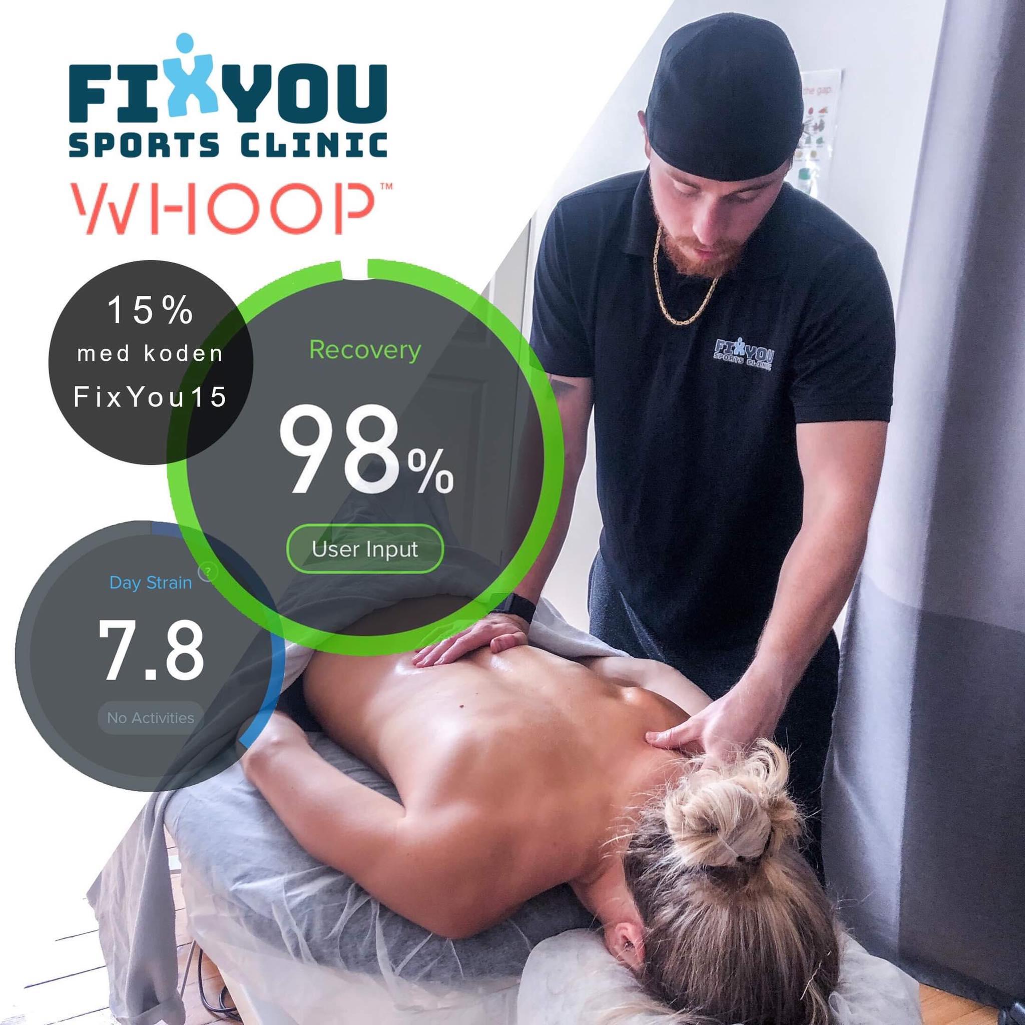 sport massage københavn